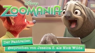 ZOOMANIA - Der Fantrailer - Disney HD