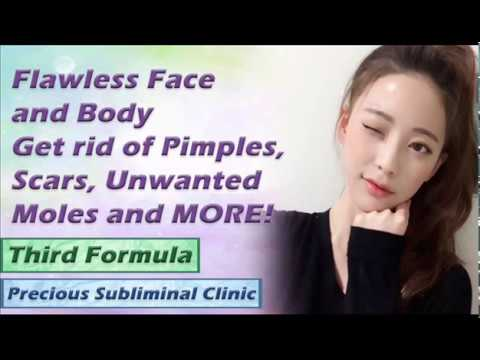 Flawless Face and Body - 3rd Formula [Affirmation+Frequency] - INSTANT RESULTS