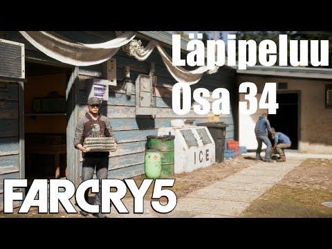 Far Cry 5 | Läpipeluu | Osa 34 | Outpostien Valtailua 1/2 | Suomi/Finland/FIN