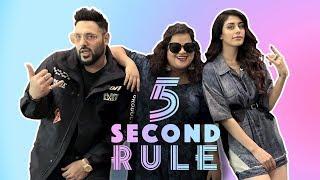 5 Second Rule Feat Badshah & Warina Hussain | She Move It Like | MissMalini