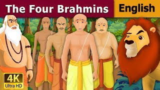 Four Brahmins in English | Story | English Fairy Tales