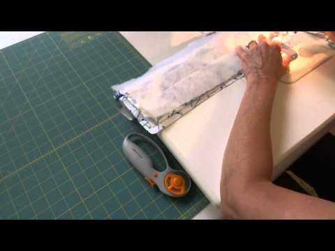 how to make a zipper bag