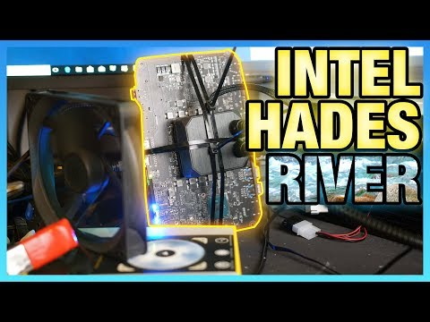 Results: Hades Canyon Overclock w/ Liquid Cooling | #HadesRiver