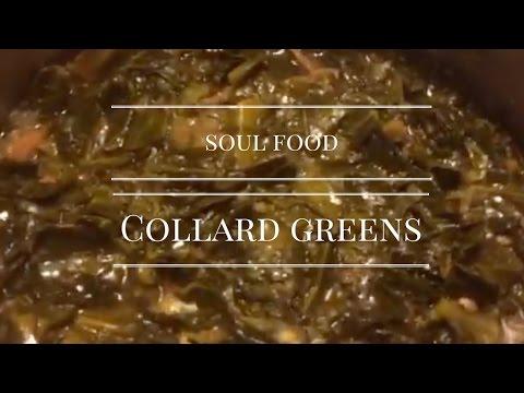 Quick & Easy Soul Food Collard Greens