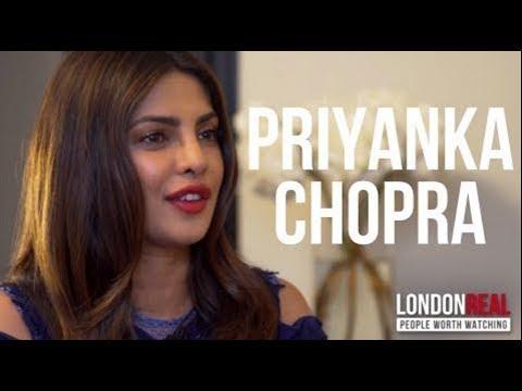 PRIYANKA CHOPRA - CONFIDENCE - PART 1/2   London Real