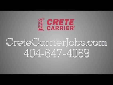 Georgia Truck Driving Jobs   404-647-4069   Crete Carrier Jobs