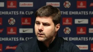 Tottenham 4-3 Wycombe - Mauricio Pochettino Full Post Match Press Conference - FA Cup