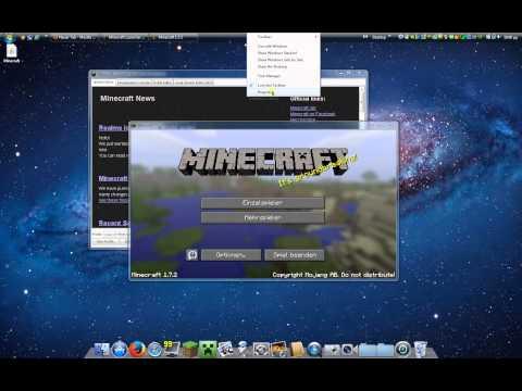 How to make minecraft run faster [Deutsch] tutorial for Windows Vista/7/8/Xp