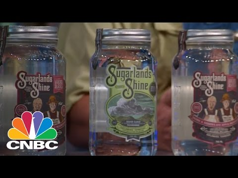 Backwoods Moonshine Goes Upscale | Squawk Box | CNBC