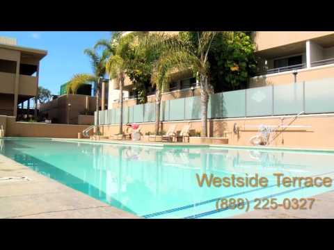 West Los Angeles Apartment Tour -- Westside Terrace Apartments