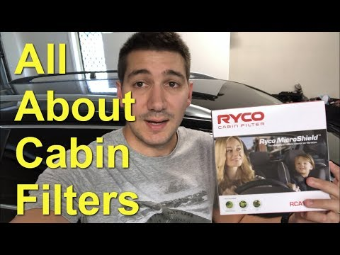 Everything You Need To Know About Cabin Filters