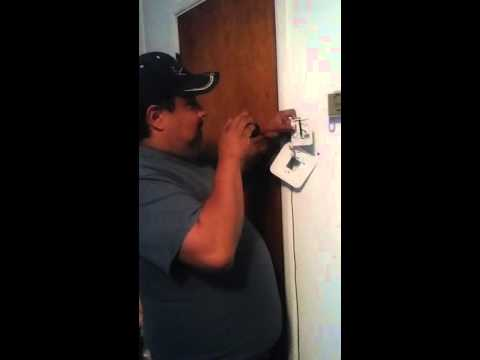 Wall heater Thermostat repair