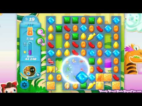 Candy Crush Soda Saga Level 330 No Boosters