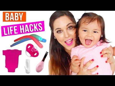MOM HACKS | BABY LIFE HACKS & TIPS