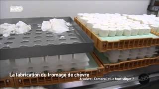 La fabrication du fromage de chèvre