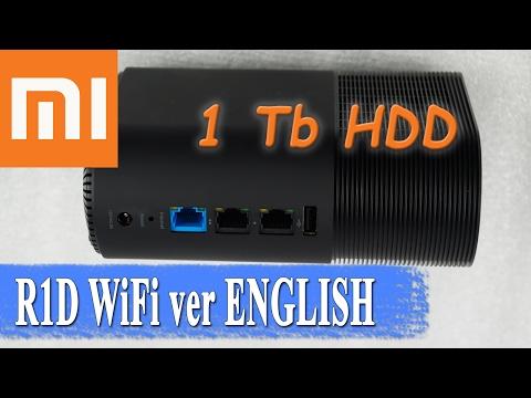 Роутер Xiaomi Mi R1D English—обзор, тесты скорости, прошивка и мобильное app