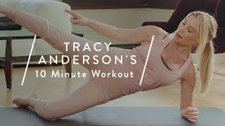 Download Tracy Anderson's 10 Minute Workout | goop Video
