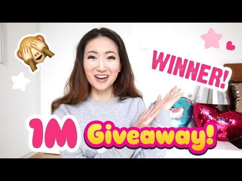 🐨 WINNER ANNOUNCEMENT!!! 🐨 1M Giveaway - Craft & Slime Supplies!