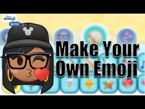 How to Make Your Own Disney Emoji - Disney Emoji Blitz