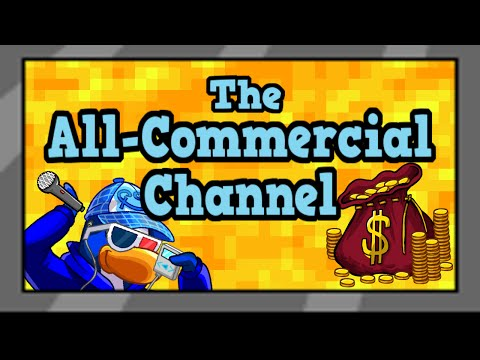 The All-Commercial Channel: Club Penguin Comedy Video #12