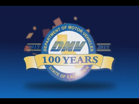 State of CA DMV Centennial Celebration