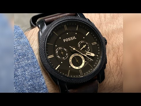 FS4656 Fossil Watch Unboxing