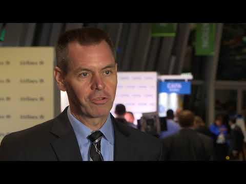 Peter Ingram CEO, Hawaiian Airlines at IATA 2018
