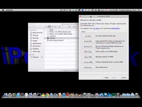 Jailbreak iOS 5.0.1 iPhone 4 4s 3Gs iPod Touch 4 3 iPad Fast Easy