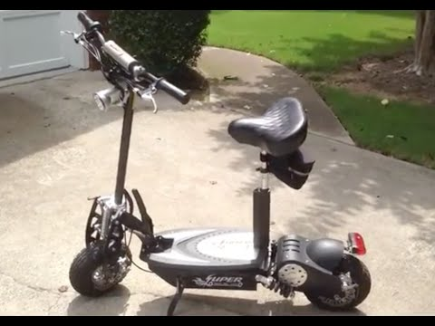 Fast Electric Scooter 40MPH 2017/2018 - 🔥😉✅ Must Know #1 Tip Before Buying
