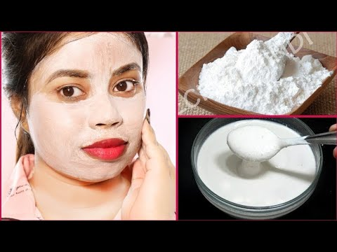 SKIN WHITENING Permanently From First Use with Simple Ingredients, Get FAIR, SPOTLESS, GLOWING SKIN