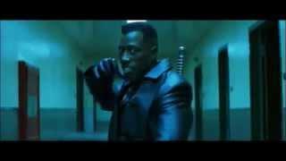 Blade .... Mister Crispy ( Scene