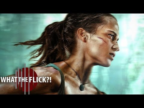 Tomb Raider - Official Movie Review