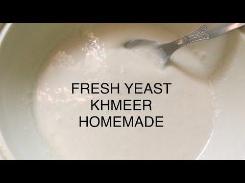 Fresh yeast/khameer ghar me bnaye ka asaan trails