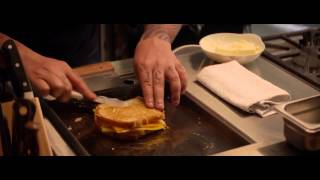 Chef 2014 - Grilled Cheese Scene with Jon Favreau