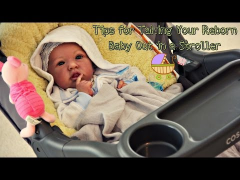 Tips for Taking Your Reborn Baby Out in a Stroller