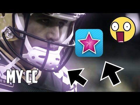 MY APP EDIT CC ALL IN VIDEO STAR!!