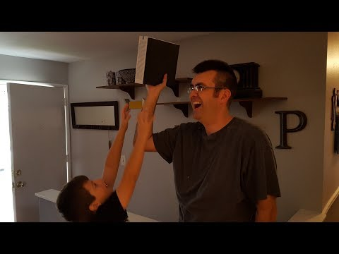Kid Loses New Xbox To Uncle Jay After Buying It With Dad's Debit Card Skit