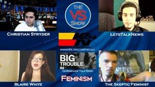 THE FEMINISM DEBATE - The VERSUS Show