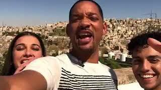 Download #Will Smith In Jordan Video