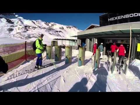 Arlberg Ski 2014