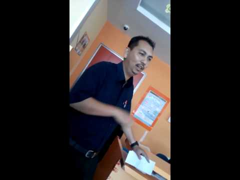 Bukti Video Pengurus Cawangan Poslaju PJ Sek 51A