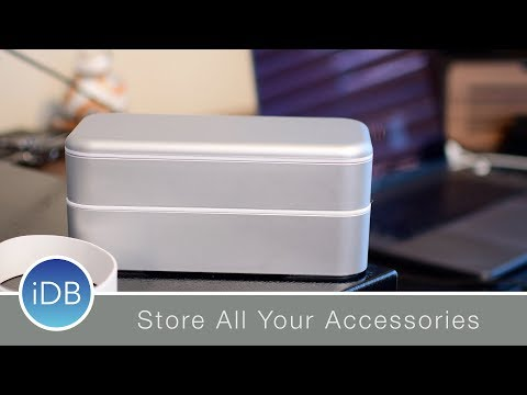 Review & GIVEAWAY: Bento Stack is an Excellent Way to Travel with Accessories
