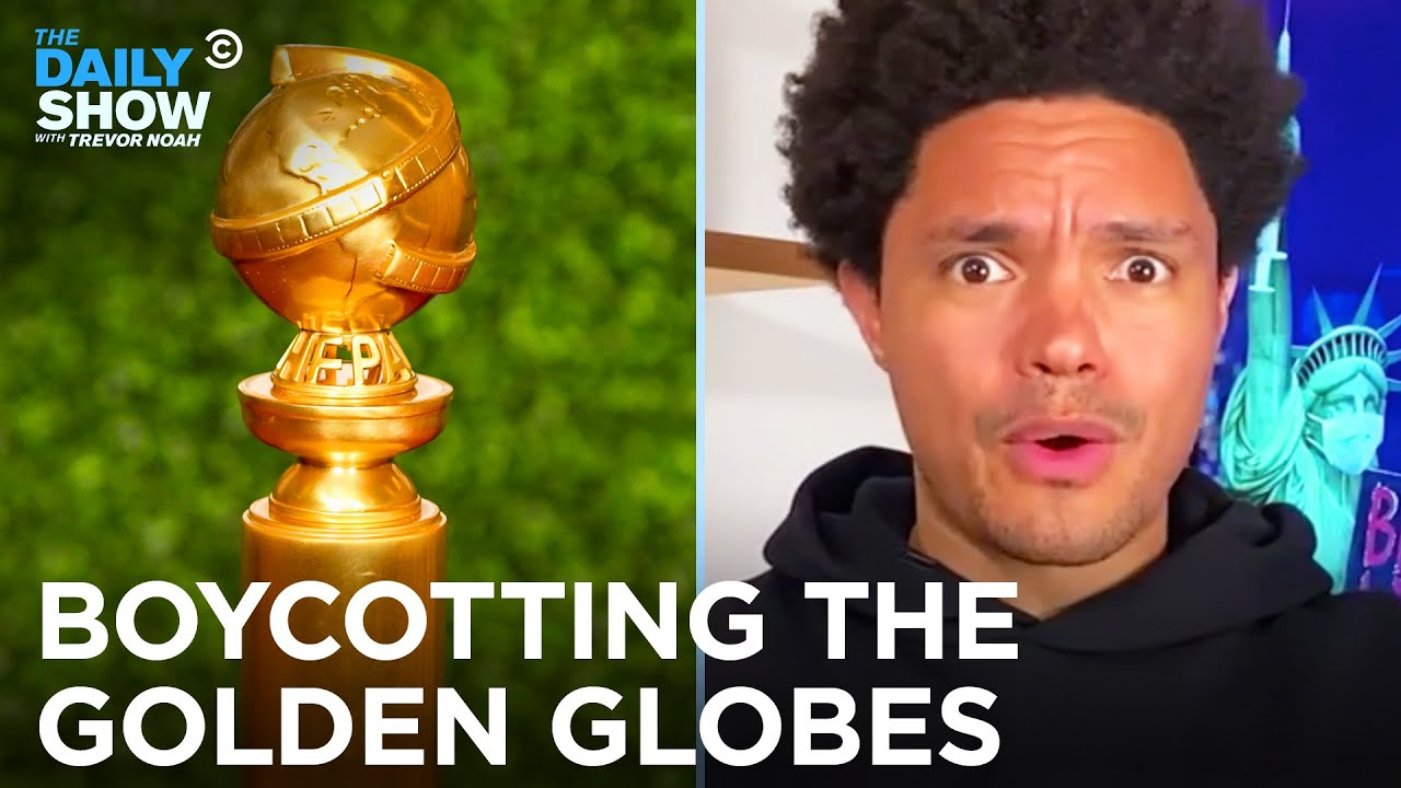 Why Everyone Is Boycotting the Golden Globes & SpaceX and Dogecoin Go to the Moon | The Daily Show