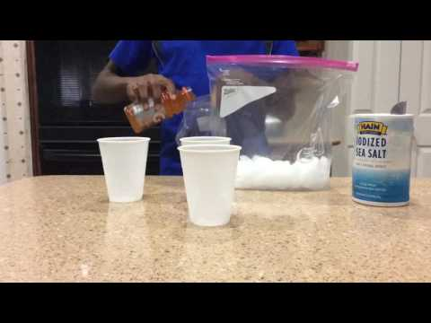 How To Make A Slushy Quick And Easy (No Blender)