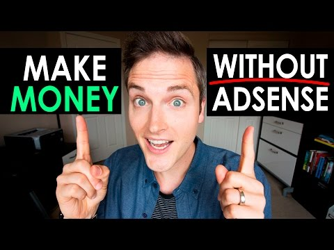 How to Make Money on YouTube without Adsense — Free YouTube Webinar 2016