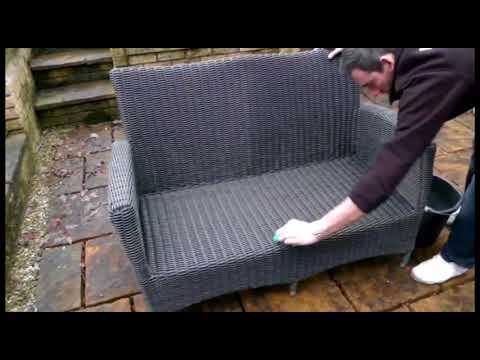 Kettler | Cleaning Weave Furniture | Dazadi.com