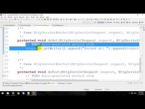 Import Excel File in JSP-Servlet and Hibernate