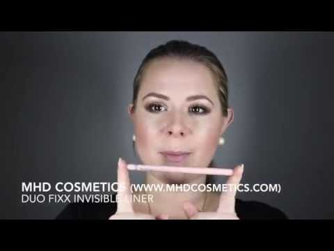 MHD Cosmetics - Duo Fixx Invisible Liner