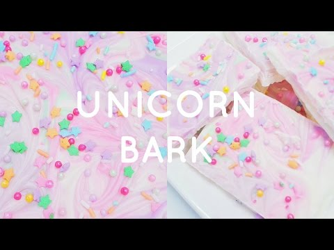 Unicorn Bark Tutorial (Unicorn Series)