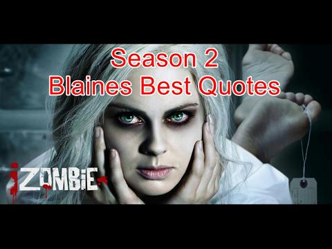 iZombie Season 2: Blaines Best Quotes